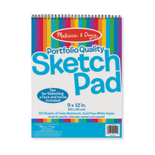 Load image into Gallery viewer, Melissa and Doug Sketch Pad MOQ3