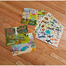 Load image into Gallery viewer, Melissa and Doug Reusable Sticker Pad - Habitats MOQ3