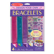 Load image into Gallery viewer, Melissa and Doug DYO Bracelets MOQ3