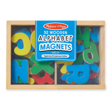Load image into Gallery viewer, Melissa and Doug Magnetic Letters