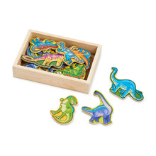 Load image into Gallery viewer, Melissa and Doug Magnetic Dinosaurs