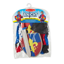 Load image into Gallery viewer, Melissa and Doug Knight Costume Role Play Set
