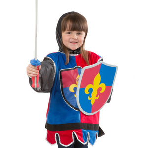 Melissa and Doug Knight Costume Role Play Set