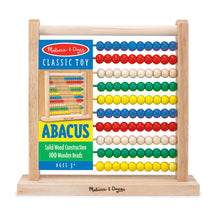Load image into Gallery viewer, Melissa and Doug Abacus