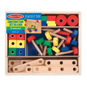 Melissa and Doug Construction Set in a Box