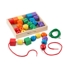Load image into Gallery viewer, Melissa and Doug Primary Lacing Beads