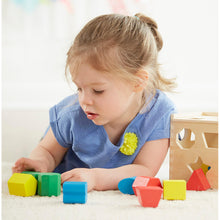 Load image into Gallery viewer, Melissa and Doug Shape Sorting Cube