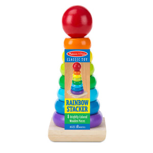 Melissa and Doug Rainbow Stacker