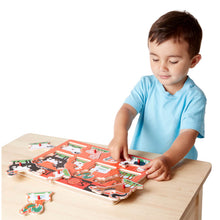 Load image into Gallery viewer, Melissa and Doug Farm Animals Sound Puzzle