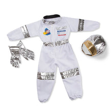 Load image into Gallery viewer, Melissa and Doug Astronaut Costume Role Play Set