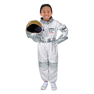 Melissa and Doug Astronaut Costume Role Play Set