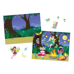 Melissa and Doug Reusable Sticker Pad - Fairies MOQ3
