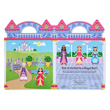 Load image into Gallery viewer, Melissa and Doug Princess Puffy Stickers MOQ3