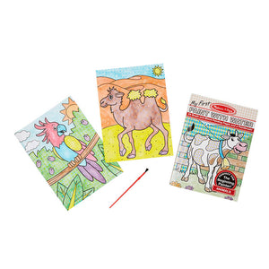 Melissa and Doug Animals My First Paint with Water MOQ3