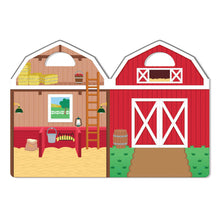 Load image into Gallery viewer, Melissa and Doug On the Farm Puffy Stickers MOQ3