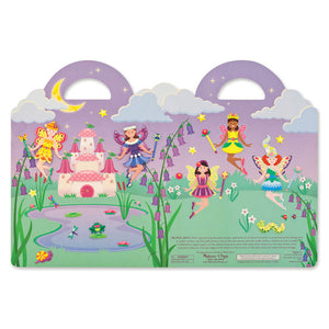 Melissa and Doug Fairy Puffy Stickers MOQ3