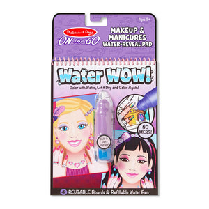 Melissa and Doug Water Wow Makeup & Manicures MOQ6