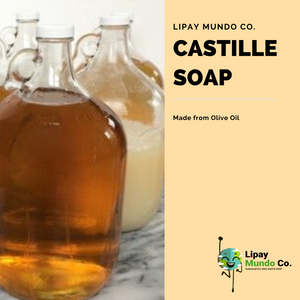 100% Pure Liquid Castile Soap