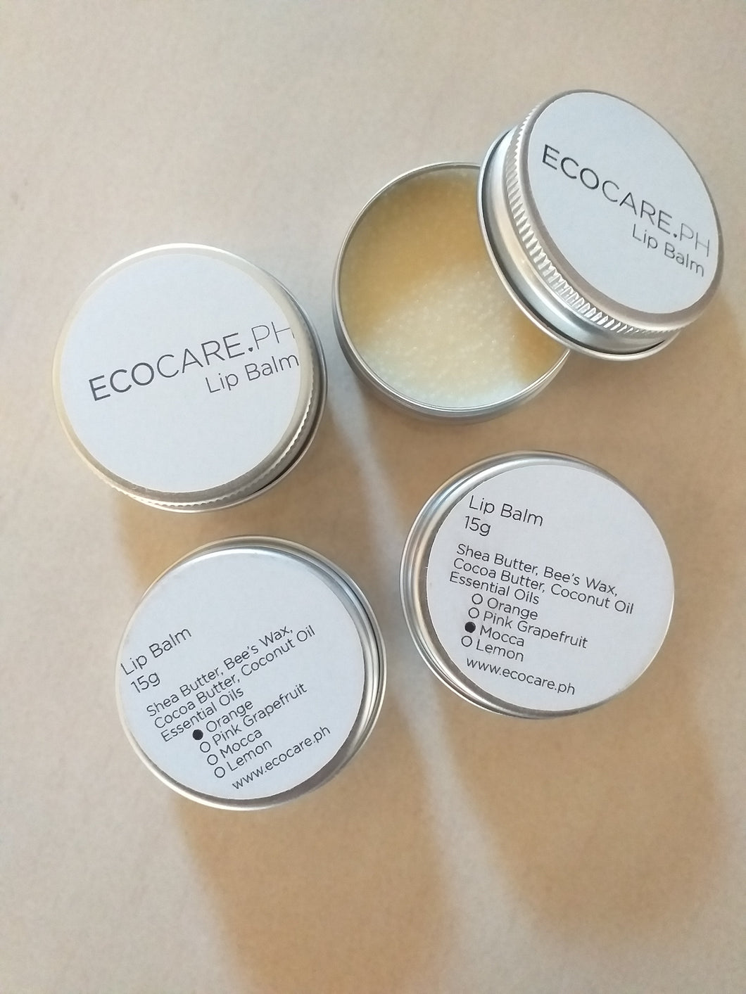 Eco Care Lipbalm