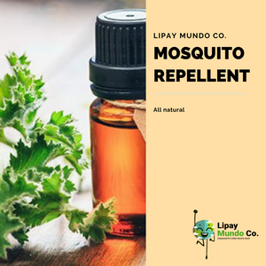 Insect Repellent: Water-based