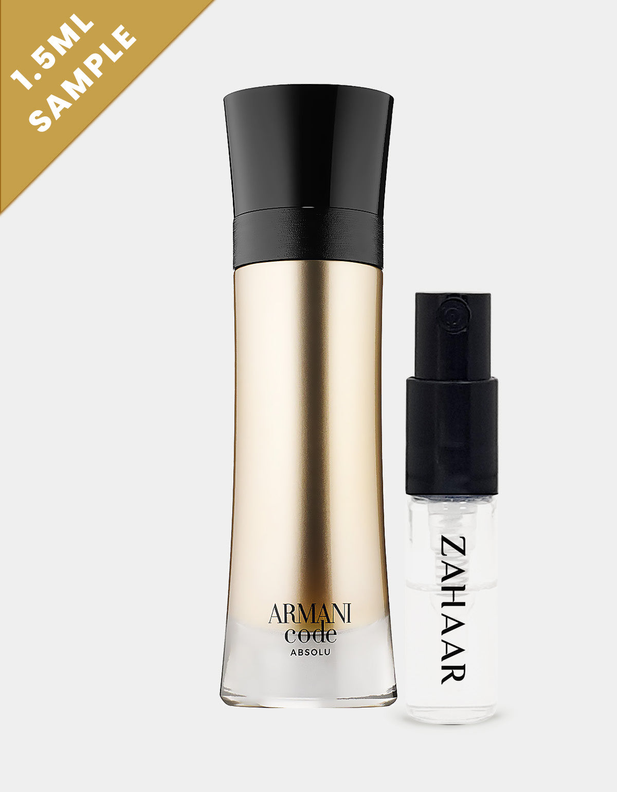 Armani Code Absolu Pour Homme - 1.5 ml Sample