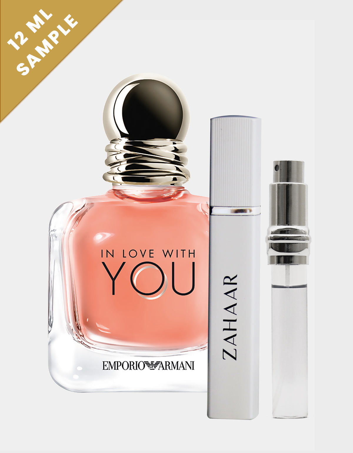 Emporio Armani In Love With You Pour Femme - 12ml Travel Spray