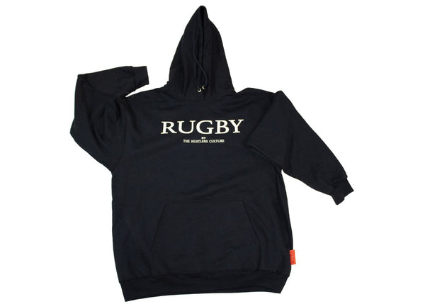 Rugby Black Classic Sweater (Pre-order Price)