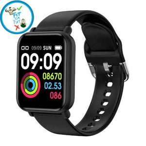 Fitorfat Fitness Tracker Black