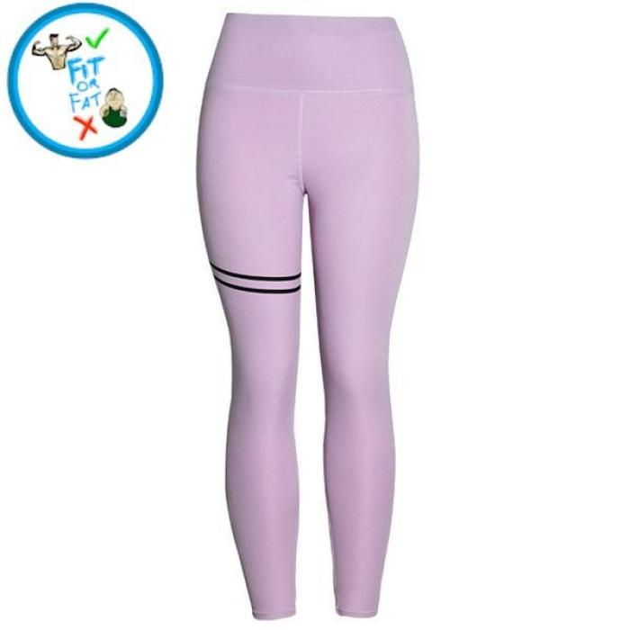 Leggings Push Up Purple / S