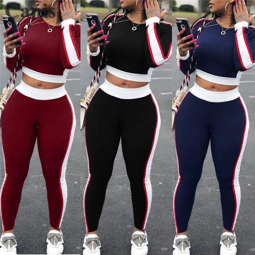 Fitness Women Tracksuit