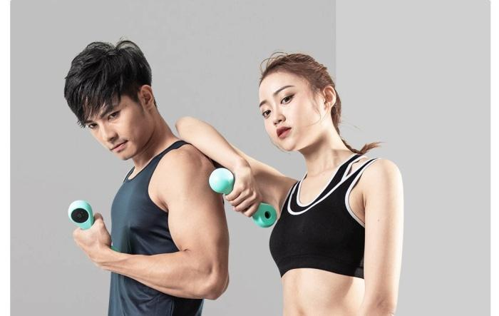 Smart Fitness Dumbells