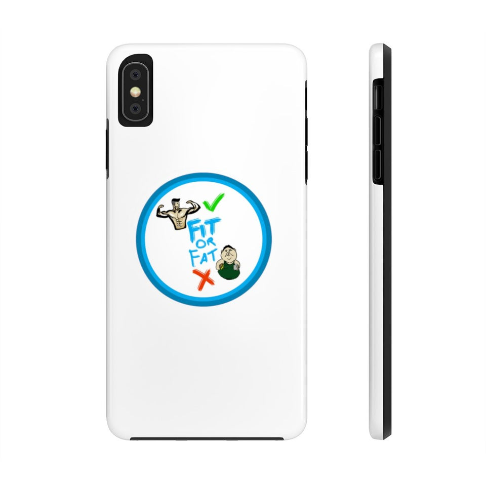FitOrFat Phone Cases