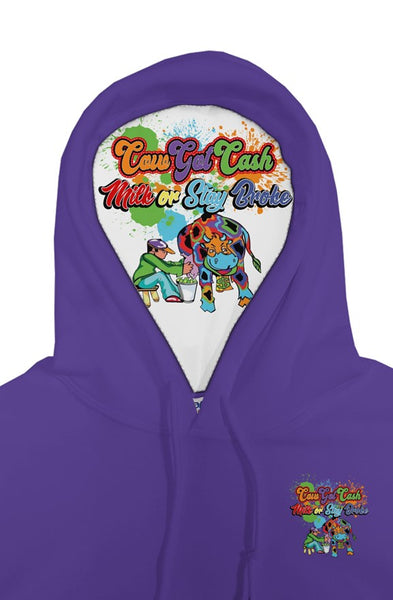 Men's Custom CGC/Back Logo Hoodie - CowBrand Clothing Store