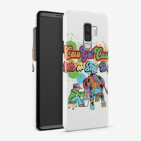 CGC Samsung Color Splash Phone Cases - CowBrand Clothing Store