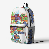 CGC Cow Got Splash Logo Backpack