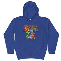 Youth Cow Got Cash Hoodie - CowBrand Clothing Store
