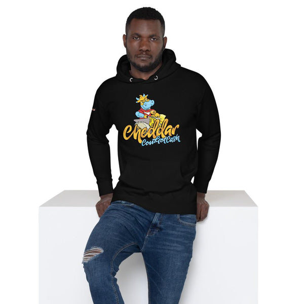 Men's Cow Got Cash Cheddar Hoodie