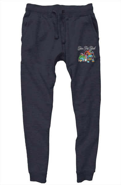 Men's Cow Got Cash Joggers