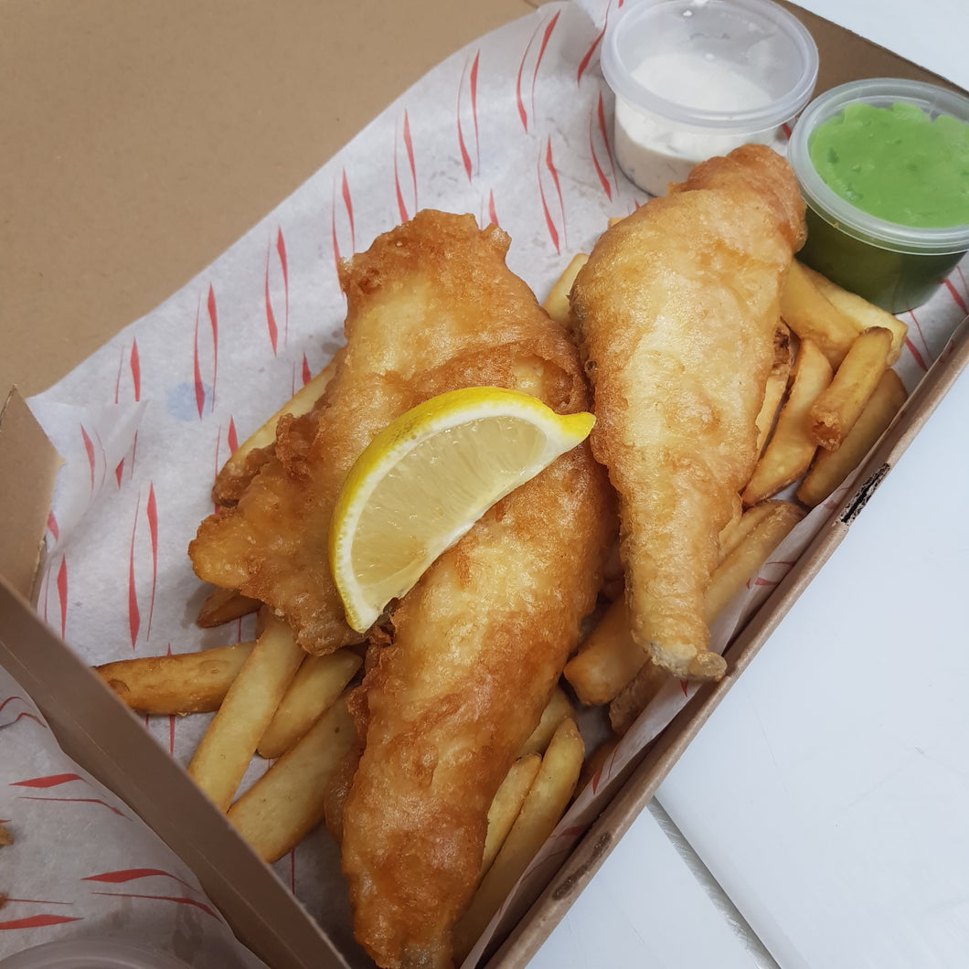 Fish & Chips (Kids)