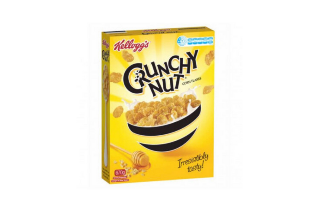 Crunchy Nut Cereal SMALL 35g Box