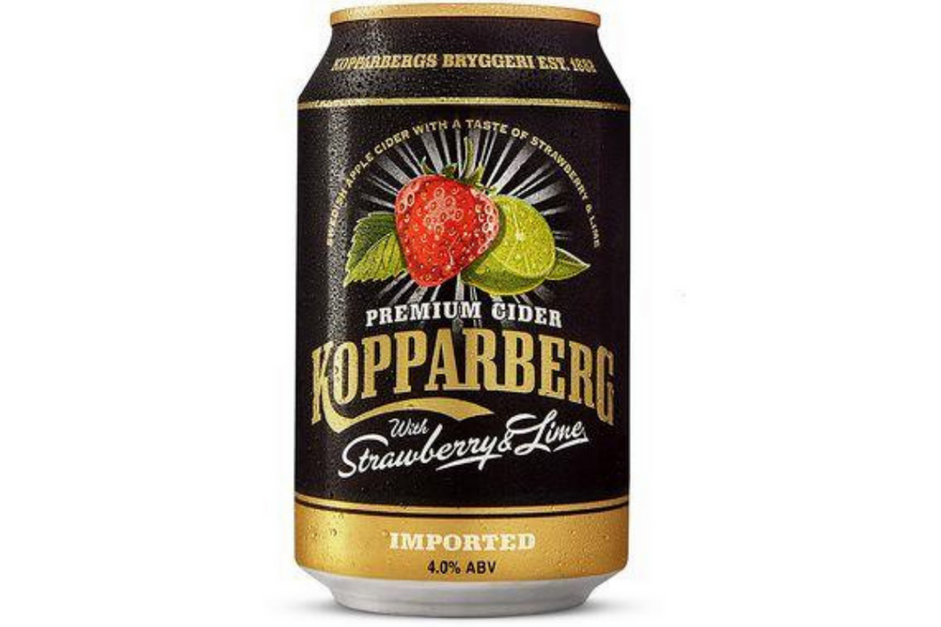 Kopparberg Mixed Fruits (Pack of 4)