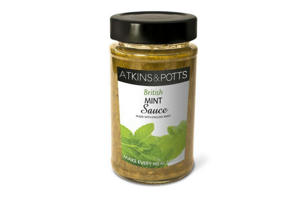 Atkins & Potts Mint Sauce