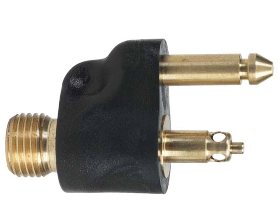 MERCURY FUEL TANK FITTINGS AND CONNECTORS