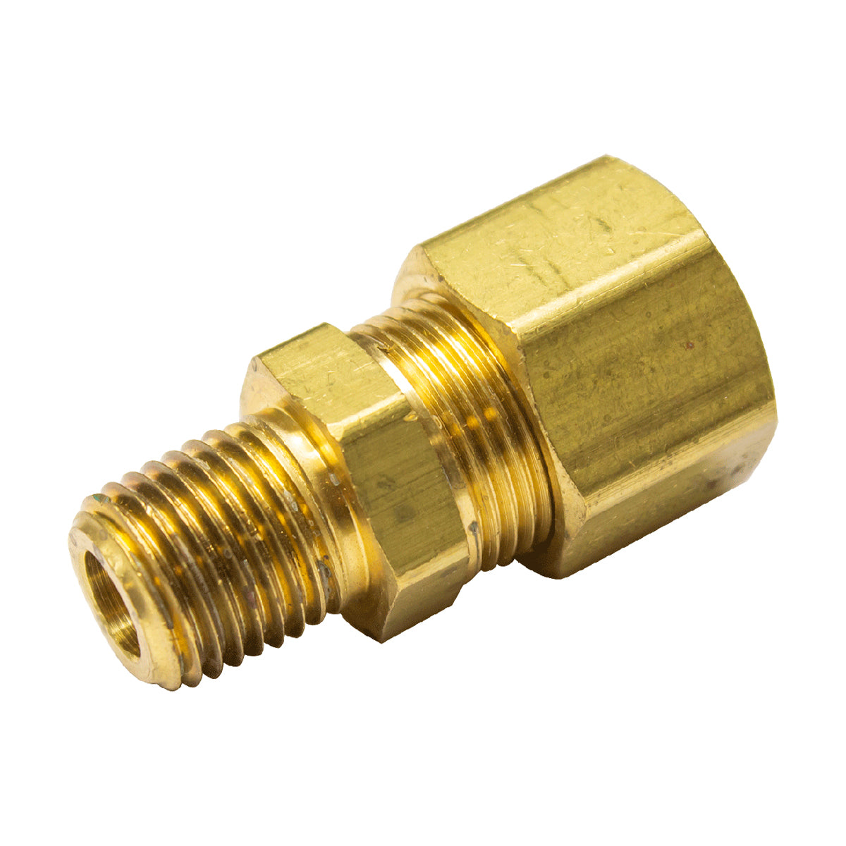 Connector Fittings – Brass