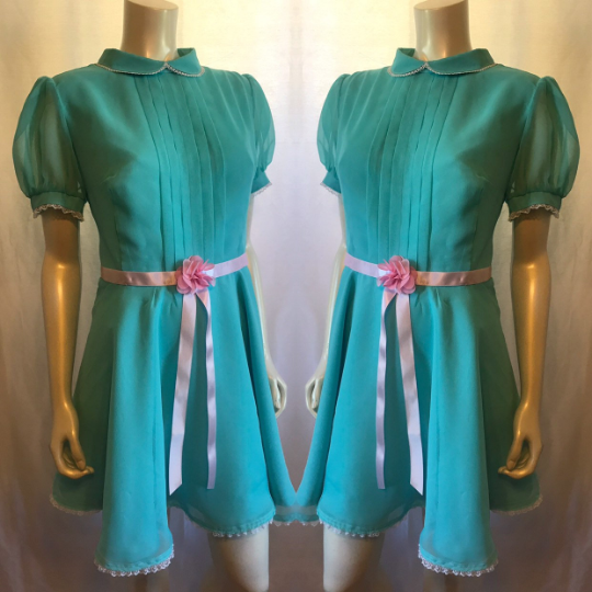 The Shining Grady Twins Costume Cosplay Dress