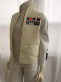 Star Wars Princess Leia Hoth Costume Cosplay