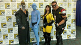 Silk Spectre Cosplay Costume from The Watchmen
