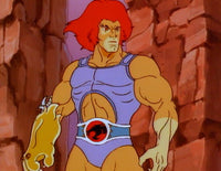 Thundercats Lion-O Cosplay Leotard Costume Cosplay