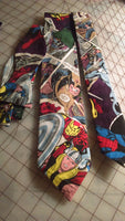 Marvel Comics Avengers Neckties in bow tie, skinny tie, and standard tie styles, kids or adult sizes