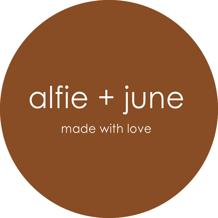 alfie + june